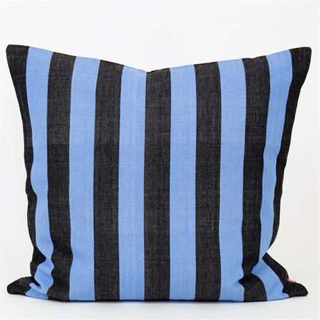 blå kuddfodral 50x50